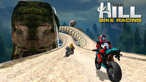 Hill Top Bike Racing apkdebit screenshots 9