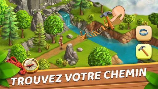 Télécharger Gratuit Funky Bay - Aventures agricoles APK MOD  (Astuce) screenshots 1