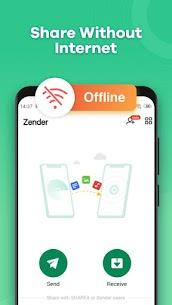 Zender File Sharing App for PC – Windows 10/8/7 5
