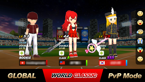 Homerun King - Pro Baseball 3.8.5 screenshots 12