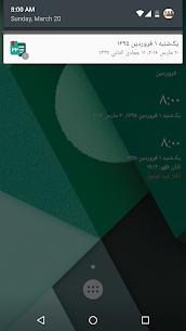 Persian Calendar 6.4.1 Apk 4