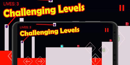 Télécharger Gratuit Place injuste - Le jeu le plus difficile APK MOD (Astuce) screenshots 1