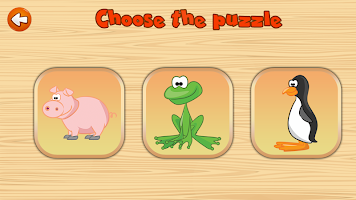 New Puzzle Game for Toddlers