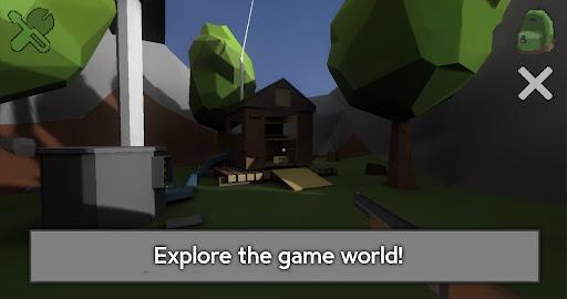 Bunker 2021 - Story Horror Game Apkfinish screenshots 2