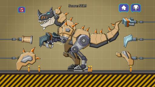 Desert T-Rex Robot Dino Army 2.3 screenshots 1