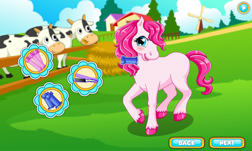 Horse Pet Salon 5.64.2 screenshots 22