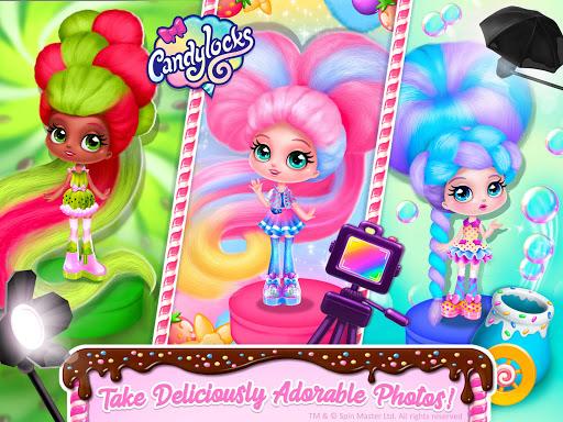 Candylocks Hair Salon - Style Cotton Candy Hair  Screenshots 23