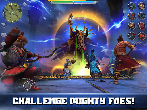 Celtic Heroes - 3D MMORPG  screenshots 10