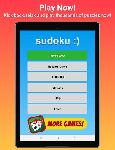 Sudoku :) apkmr screenshots 7