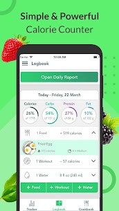 How To Download & Use Calorie Counter Carb Manager On Your Desktop PC 1