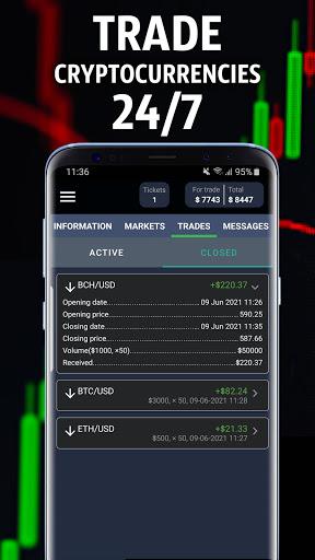 Forex Royale - Trading Simulator screenshots 5