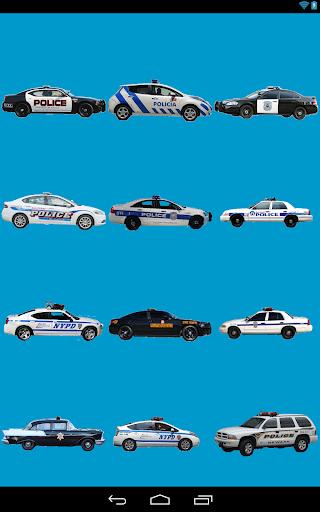 Police Cars for Kids - Siren 1.19 screenshots 3