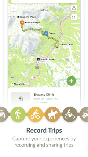 Colorado Trail Explorer modavailable screenshots 5