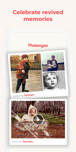Photo Scan App by Photomyne