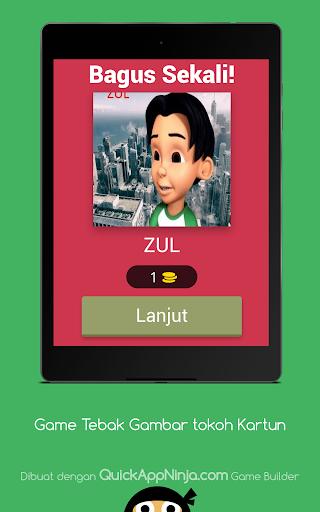 game tebak Gambar tokoh Kartun 8.22.4z screenshots 10