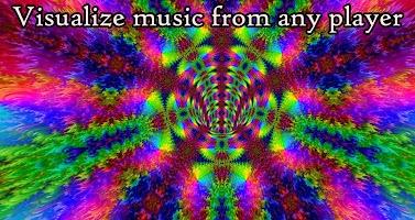 Fractal Tunnels -Music visualizer & Live Wallpaper