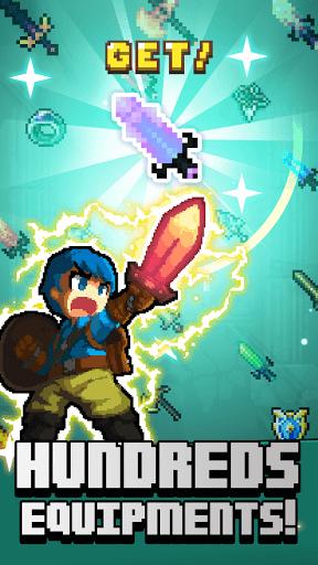Dungeon & Alchemist - Incremental Idle Pixel RPG 1.4.38 screenshots 3