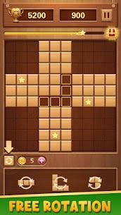 Wood Block Puzzle – Classic Brain Puzzle Game Apk Download 2021 2