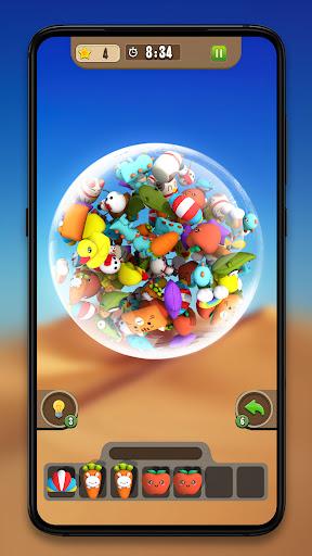 Matching Bubble: 3D Tile Match Master Games 1.401 screenshots 1