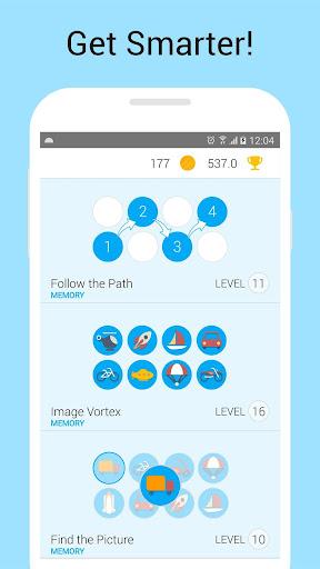 Memory Games: Brain Training  Screenshots 1