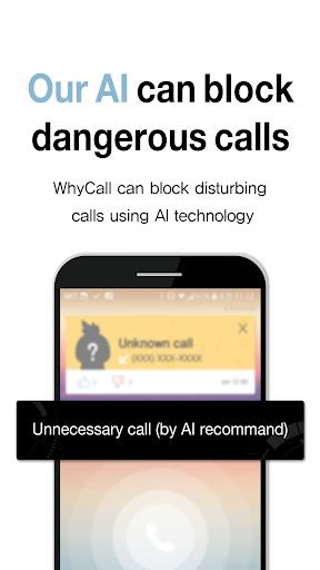WhyCall - AI spam blocking app apktram screenshots 2