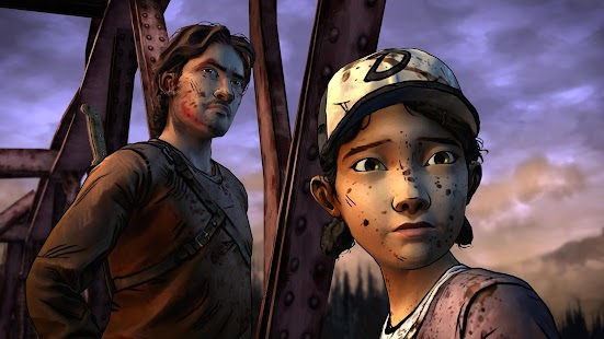 The Walking Dead: Season Two Screenshot