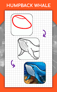 How to draw animals. Step by step drawing lessons 1.5.3 Screenshots 16