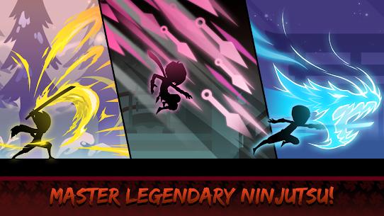 Stickman Revenge Supreme Ninja Roguelike Game v0.8.5 MOD APK 1