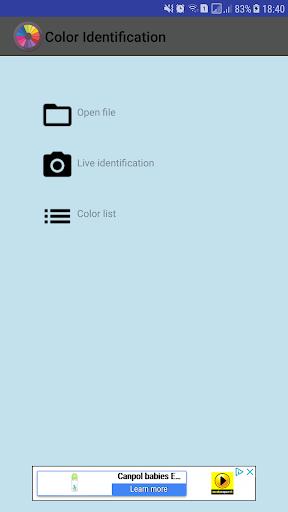 Color Identification 43.0 screenshots 1