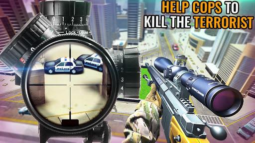 Modern Sniper 3d Assassin: New Sniper Games 2020 APK MOD – ressources Illimitées (Astuce) screenshots hack proof 2