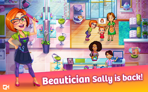 Sally's Salon - Beauty Secrets