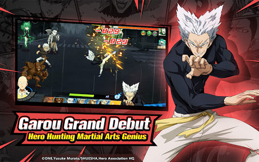 ONE PUNCH MAN: The Strongest (Authorized) 1.1.5 screenshots 2