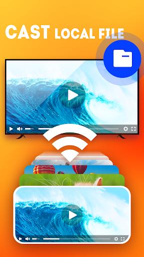 EasyCast - cast phone to tv, Roku, Fire TV, Xbox apktram screenshots 8