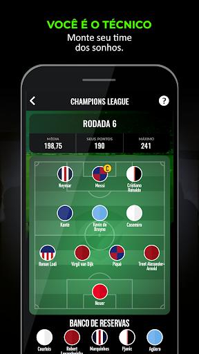 Scoutz - Fantasy de Futebol 3.5.1 screenshots 1