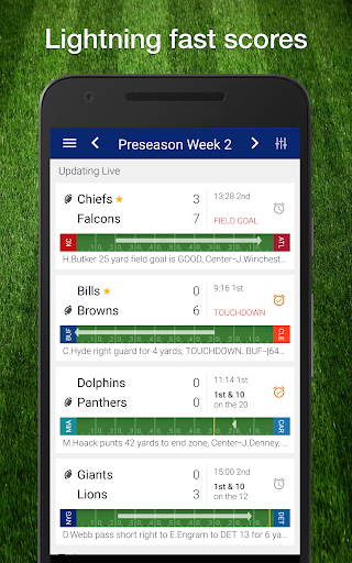 49ers Football: Live Scores, Stats, Plays, & Games 9.1.2 screenshots 9