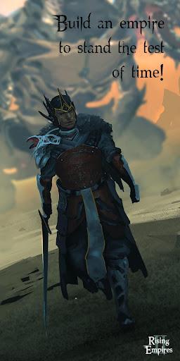 rising empires 2 - 4x fantasy strategy screenshot 1