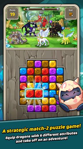 Dragon Village B - Dragon Breeding Puzzle Blast  screenshots 2