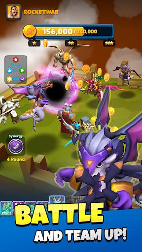 Coin Dragon Master - AFK Slot RPG 1.3.1 screenshots 2