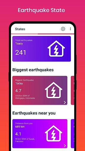 Earthquake Alerts 1.0.4 Screenshots 6