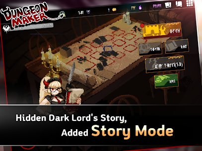 Dungeon Maker Mod Apk (Free Shopping) 9