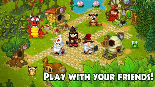 Animal Villageuff0dforest farm & pet evolution games apkslow screenshots 15