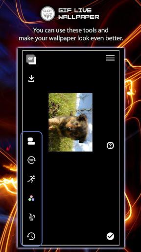 GIF Live Wallpaper 2.53.60 Screenshots 4