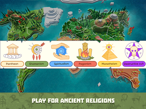 Religion inc. God Simulator & Sandbox World Create 1.1.73 screenshots 6
