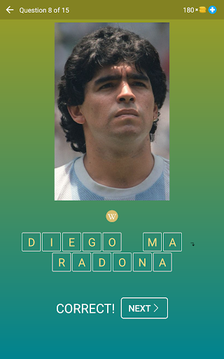 Guess the Soccer Player: Football Quiz & Trivia 2.30 Screenshots 18