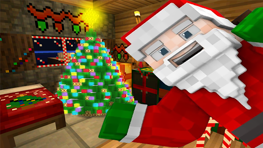 Christmas Tree 🎄 for Minecraft PE 1