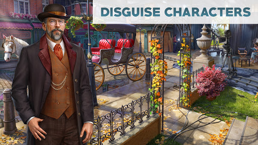 Crime Mysteriesu2122: Find objects & match 3 puzzle Apkfinish screenshots 5
