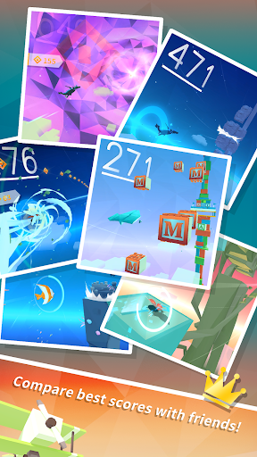 Sky Surfing 1.2.5 screenshots 5