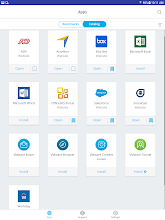 VMware Workspace ONE screenshot thumbnail