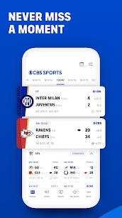 CBS Sports App – Scores, News, Stats  Watch Live Apk Download 3