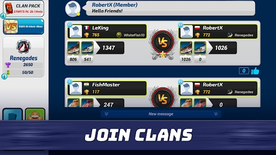 Fishing Clash Premium Unlimited Mod APK 7